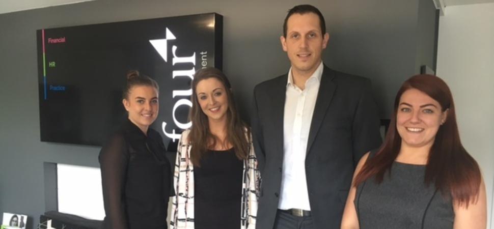 Four Recruitment Recruit Four at New Bolton HQ