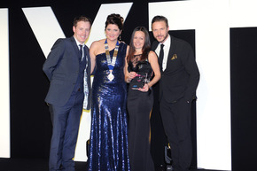 Four Recruitment's Gemma Sofield Named Best Recruiter
