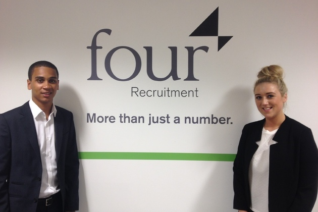 Four Recruitment welcomes the next generation of consultants