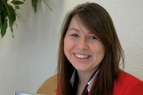 Francesca wins national excellence award