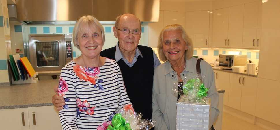 Hospice volunteers contribution recognised during Volunteer Week
