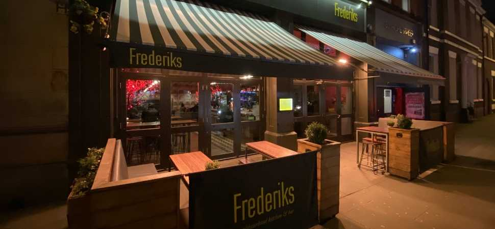 Frederiks To Jazz Up Hope Street This Christmas