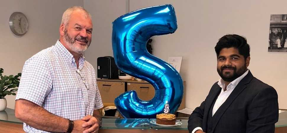 Leading hearing centre celebrates its fifth anniversary