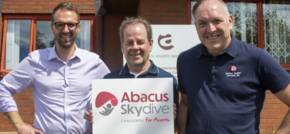 Abacus Wealth Services plan skydive challenge for Acorns Children's Hospice