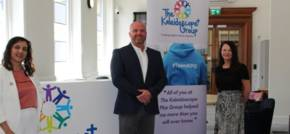 Security staff at GMS Group get extra support in Mental Health Awareness Week