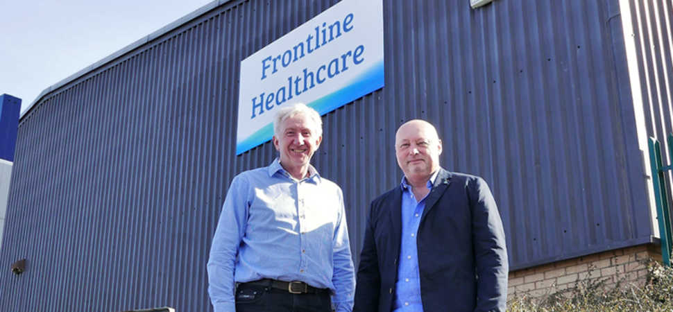Rapid Growth Sees A Top Hire for Rochdale's Frontline Healthcare