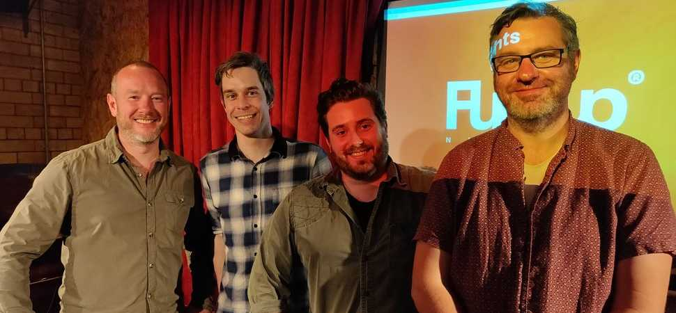 Failure without filters - world-famous Fuckup Nights return to York