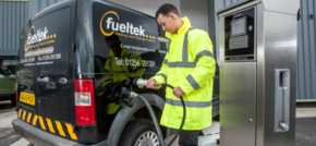 Top Safety Accreditation for Fueltek