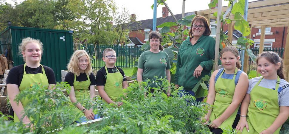 Full Circle Turns the Corner in Green Education