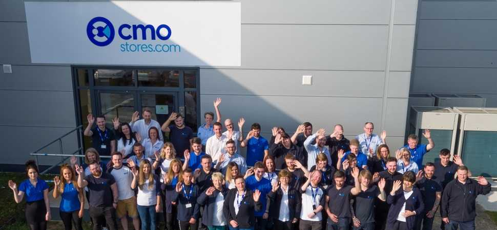 Hat-trick for CMOStores in national eCommerce awards