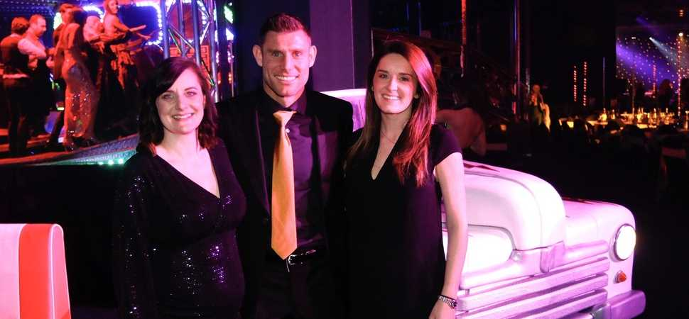 Entertainment Today Events Deliver Record-breaking James Milner Foundation Ball