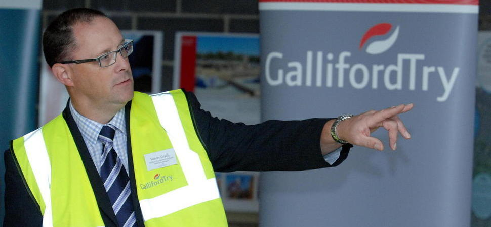 Galliford Try Partnerships open doors for new starters at Brunswick  scheme