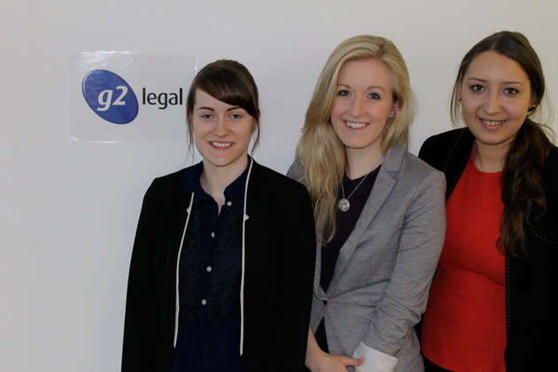 G2 LEGAL LTD - Latest promotions for Manchester and Leeds