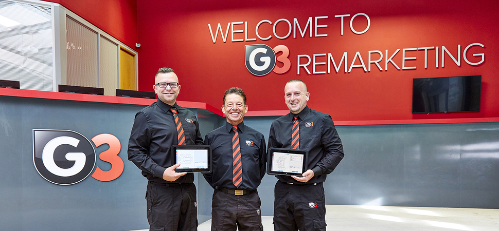 G3 Remarketing invests in NAMA training for inspection staff