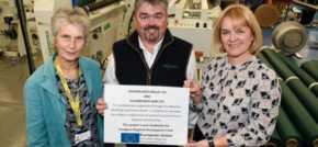 Ledbury business eyes global growth and creates new jobs following grant funding