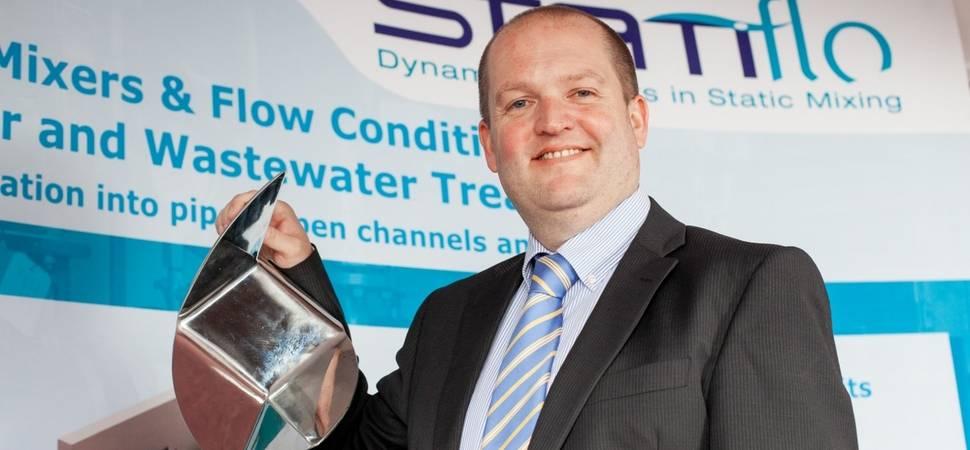 Statiflo builds up UK stocks of static mixers in response to customer demand