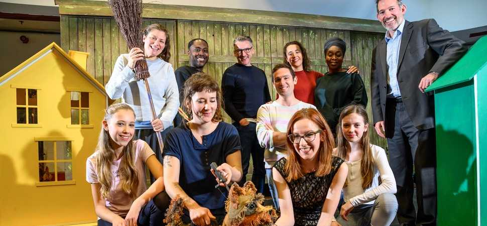 Leeds Playhouse announce new partnership with Gateley