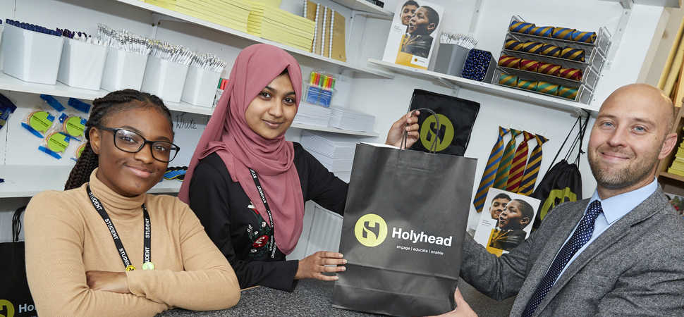 Stationery donation makes a real difference to Birmingham pupils