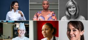 Great Women appearing on Great British Menu 2019