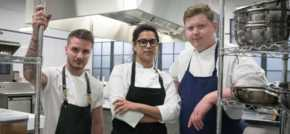 Sabrina Gidda represents Central Region on Great British Menu 2019