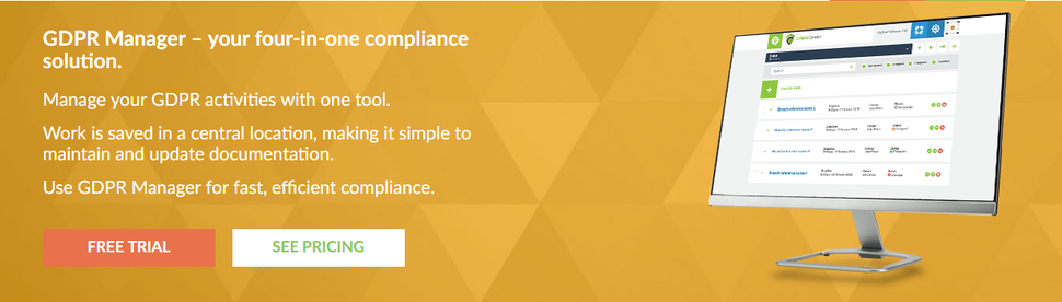 Vigilant Launches GDPR Manager to Streamline Data Protection and Compliance