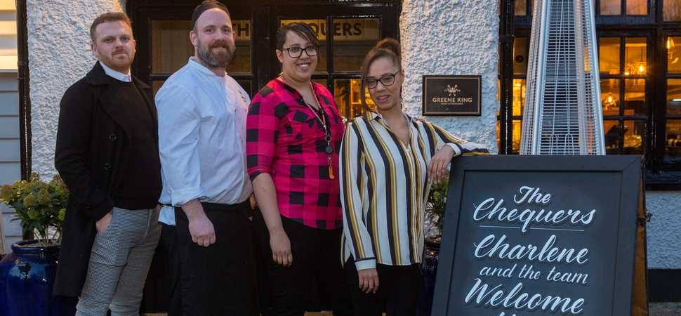 Bromley pub reopens with a fresh new look