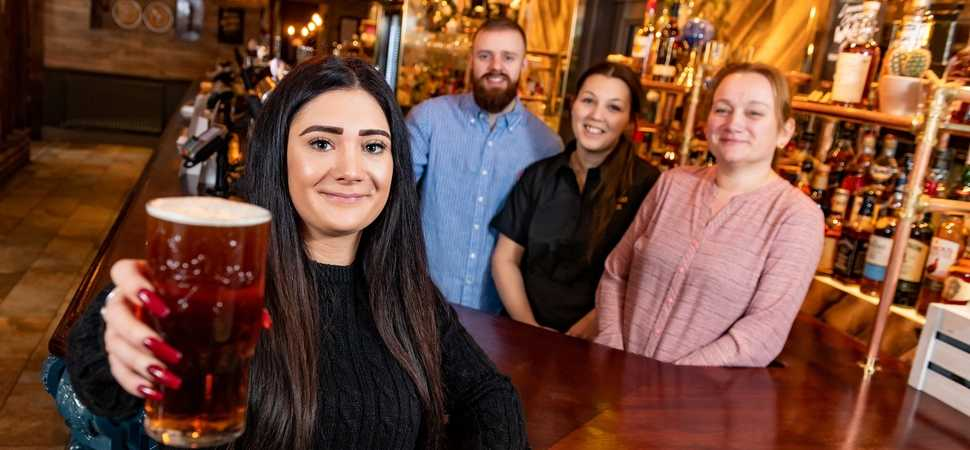 Bishop's Stortford pub reopens with a fresh new look