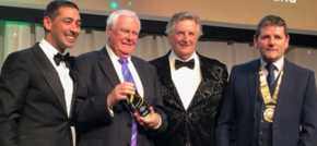 Lifetime achievement award for Suresite Group chair