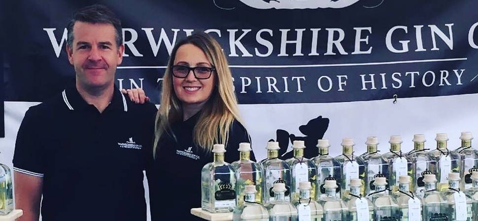 Leamington gin distiller turns expertise to hand sanitiser production