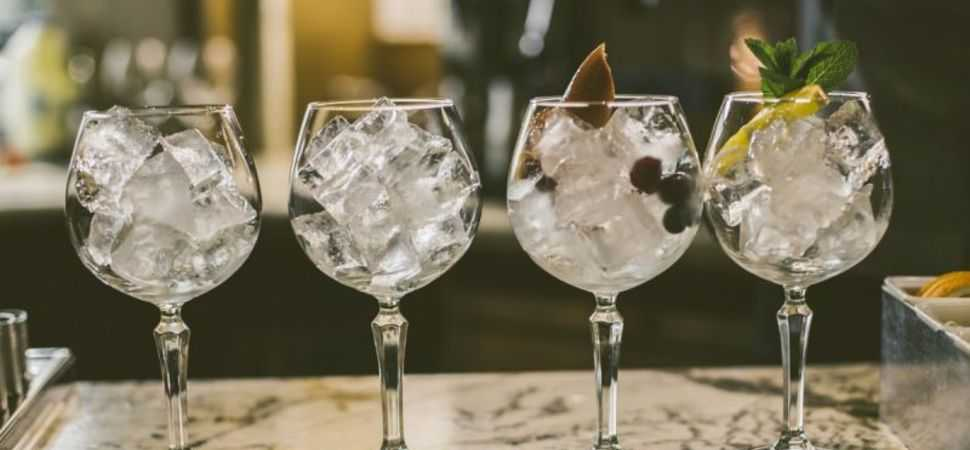 Revealed The Ultimate Gin Bar Crawl around the UK  with 24 of Londons top bars