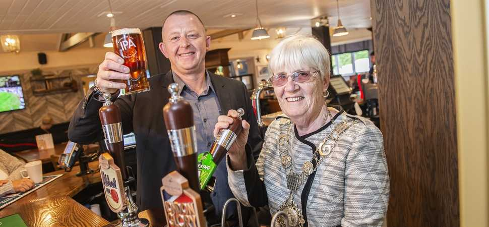Thetford pub sports a new look following six-figure investment