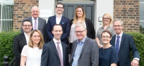 Summer promotions for nine at Cheshire law firm SAS Daniels
