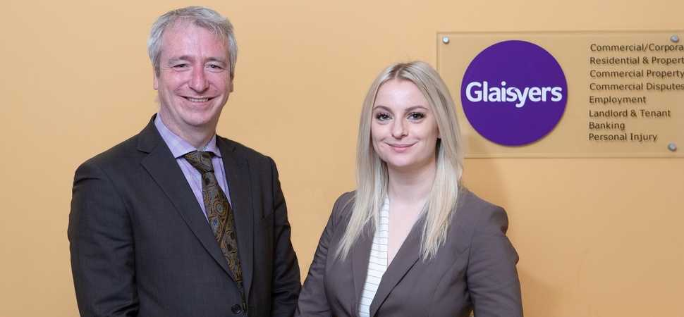 Manchester's Glaisyers expands team with two new hires