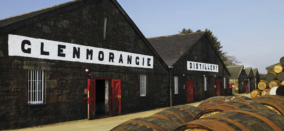 Glenmorangie improves productivity with enhanced wireless network from Systal