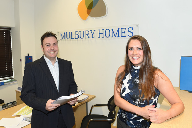 Senior appointment at Mulbury Homes