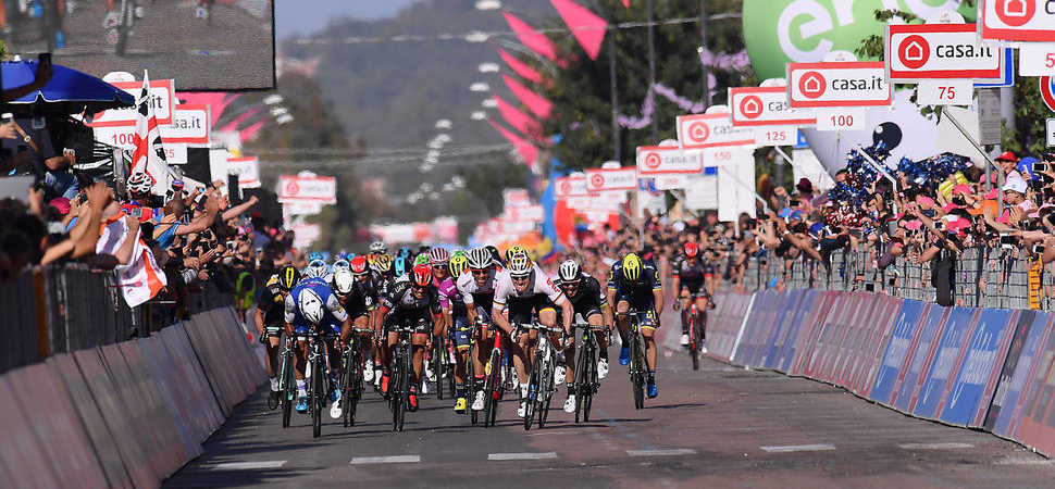 Sports Tours International saddles up for Giro d'Italia