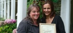 Artistry in the garden wins gold award for hotel