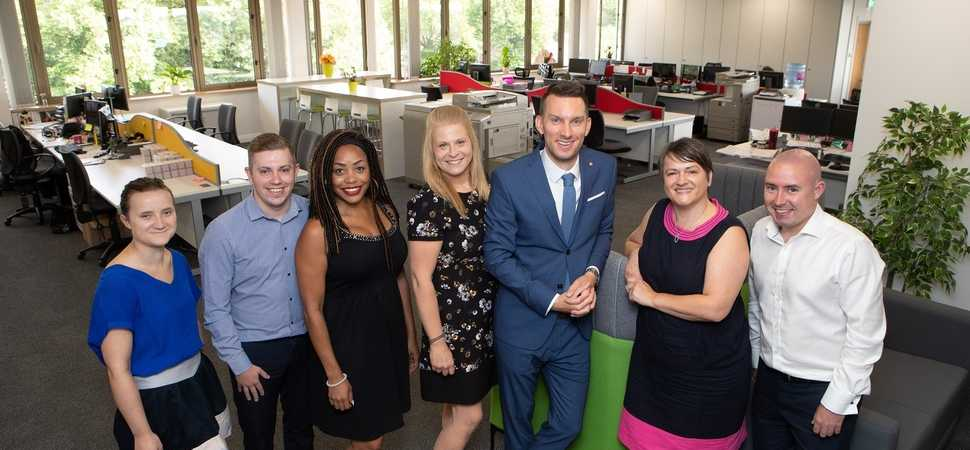 Housing charity moves into new UK HQ