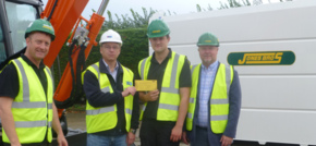 Jones Bros apprentice awarded golden ticket in national awards nomination