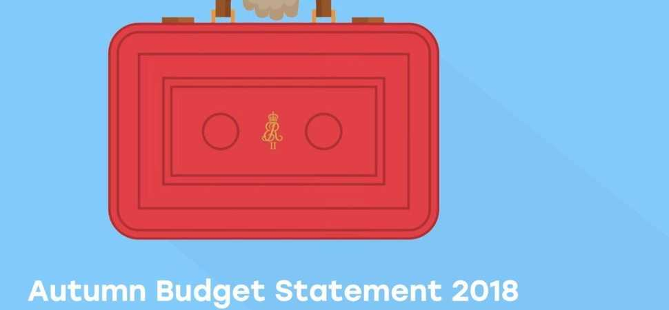 Gorilla Accounting React to the 2018 Autumn Budget Statement