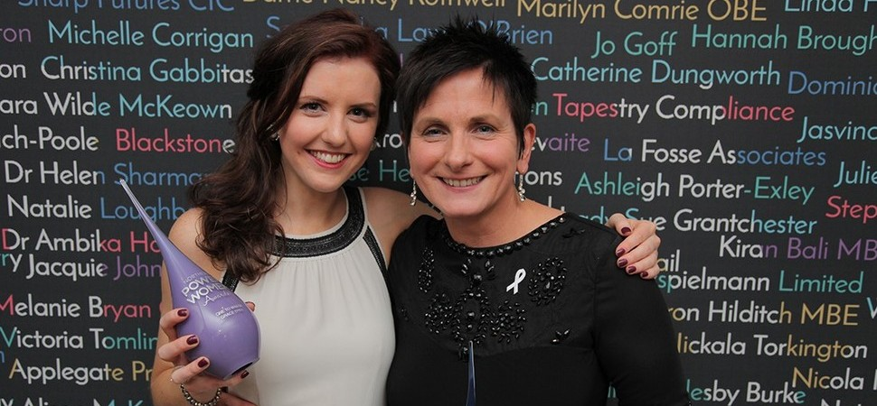Five winners crowned at first Northern Power Women Awards
