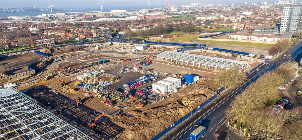 St. Modwen delivers strong results