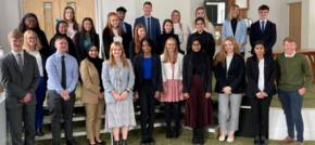 Northwest teens create first UK network of GCSE resit peer tutors