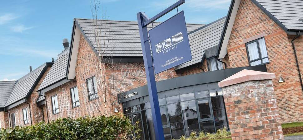 Two New Care homes rated Best in North West for second year running