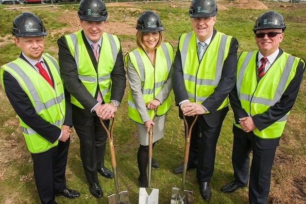 Construction begins at Spire Healthcare's flagship hospital in Manchester