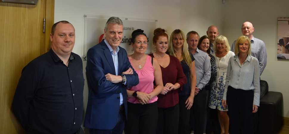 LeasingOptions.co.uk Celebrate Longest Serving Members of Staff