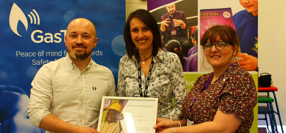 Gas Tag launches its support for award-winning school careers programme