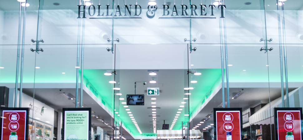 Holland & Barrett selects Dept to deliver its digital roadmap