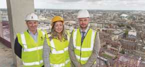 Sanderson Young appointed to market luxury Hadrian's Tower