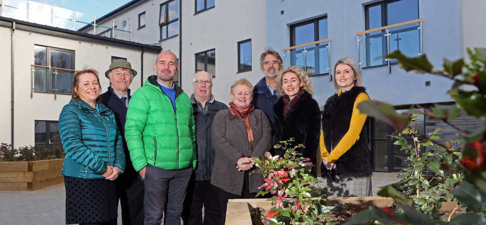Gwynedd older people's new development brings economic benefits